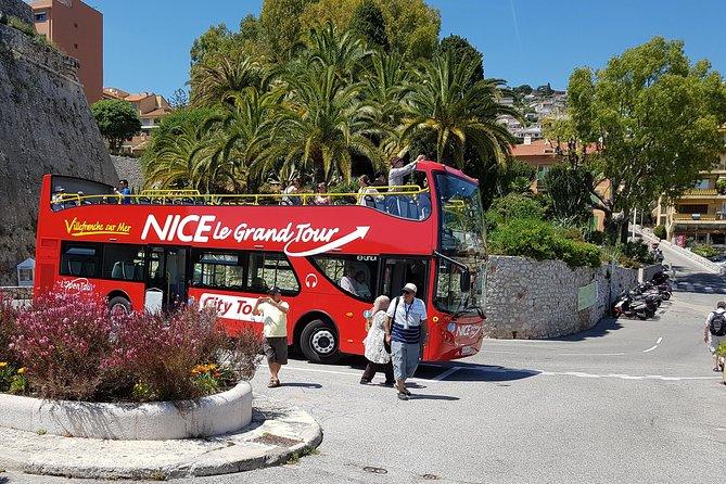 Recorrido turístico con paradas libres por Niza: El Gran Tour, Niza, FRANCIA