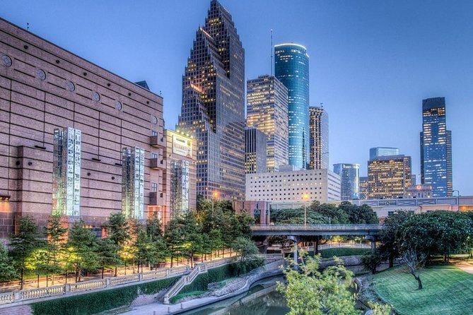 Tour con paradas libres por Houston, Houston, TX, ESTADOS UNIDOS