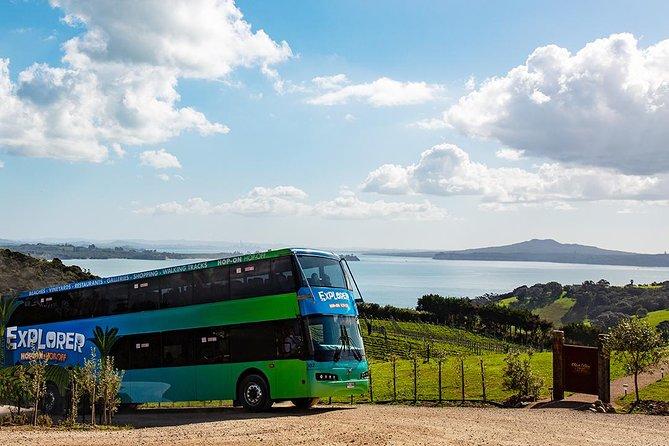 Excursión en autobús con paradas libres de exploración de la isla de Waiheke, Isla Waiheke, NUEVA ZELANDIA