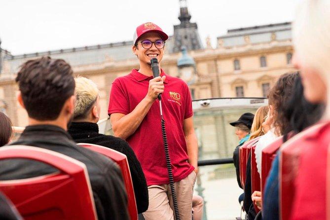 Excursión en autobús Big Bus con paradas libres por París, Paris, FRANCIA