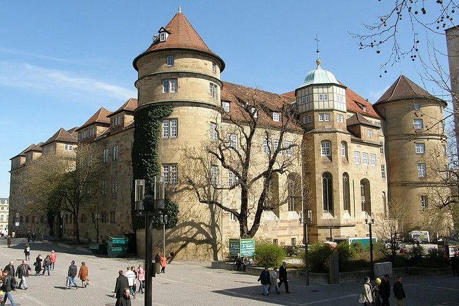 Stuttgart - wine and food tour with city highlights, Stuttgart, Alemanha