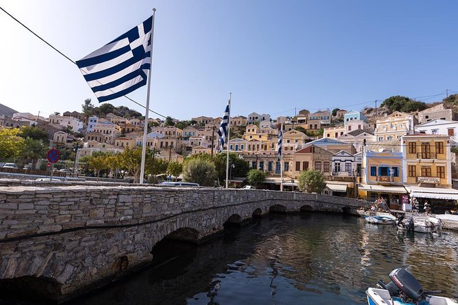 Symi & Panormitis full day cruise from Rhodes !!, Rhodes, Grécia