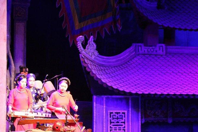 Las entradas para las Marionetas de agua con envío de billete en Hotel Hanoi, Hanoi, VIETNAM