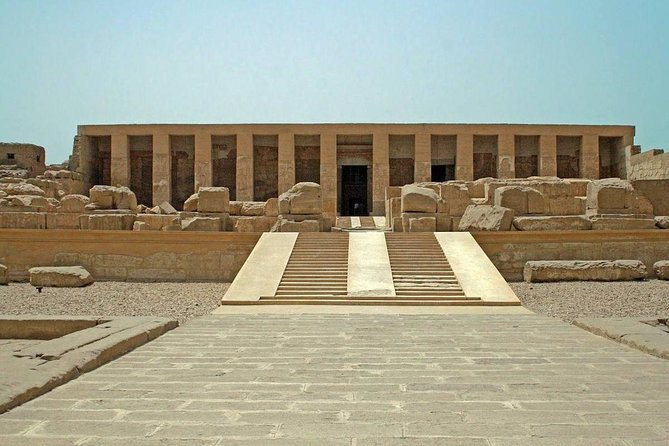 Visita de un día a los templos de Dendara y Abidos desde Luxor, Luxor, EGIPTO