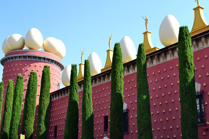 Surreal experience: visit the Dalí museum, Barcelona, ESPAÑA