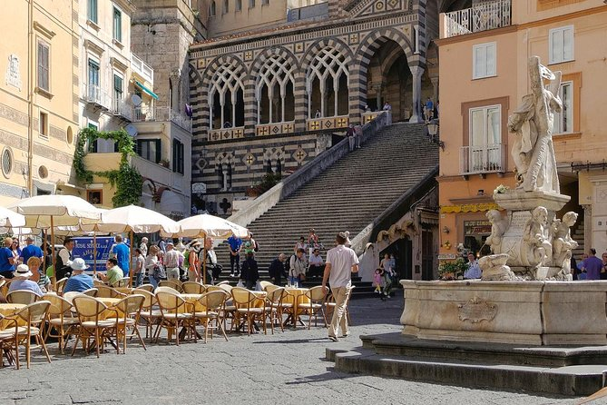 Amalfi Coast Private Chauffeur at your disposal for Business Shopping or Touring, Amalfi, ITALIA