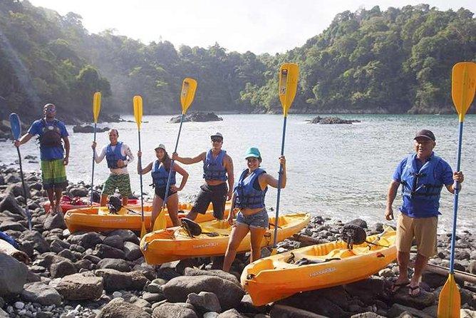 Ocean Kayak and Snorkeling from Manuel Antonio, Quepos, COSTA RICA