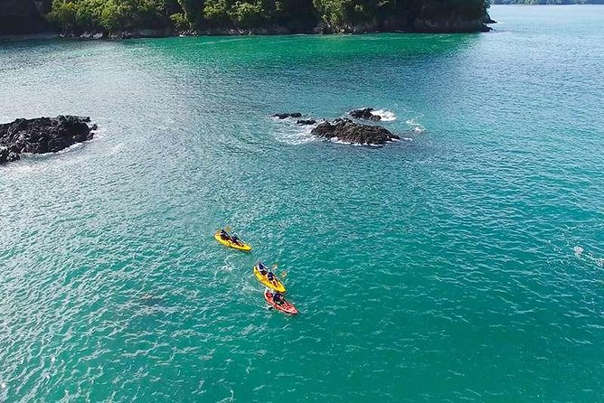 Ocean Kayak and Snorkeling from Manuel Antonio, Quepos, COSTA RICA