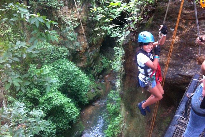 Adrenaline One Day Combo Tour, Playa Hermosa, COSTA RICA