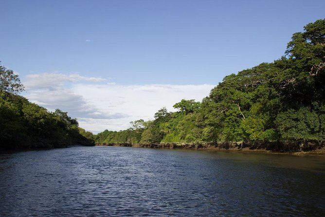 Palo Verde National Park and Tempisque River from Guanacaste, Liberia, COSTA RICA