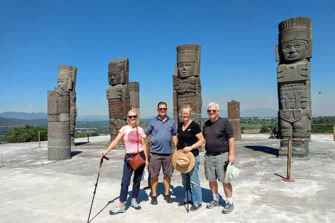 MORE PHOTOS, Private Tour: Pyramids of Teotihuacan and Piramides of Atlantes de Tula
