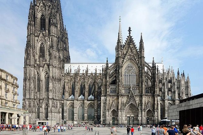 MORE PHOTOS, Cologne Walking tour with a visit to world famous Cathedral