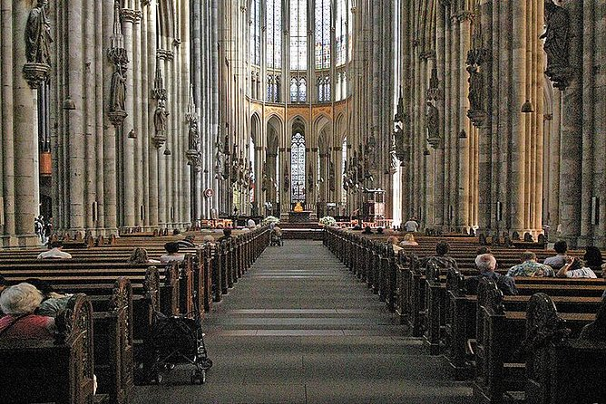 Cologne Walking tour with a visit to world famous Cathedral, Colonia, GERMANY