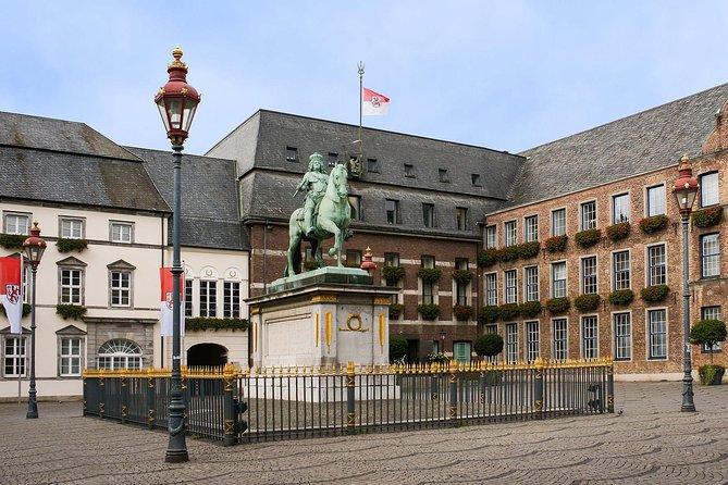 Excursion to Düsseldorf, Colonia, GERMANY