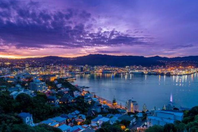 Wellington luxury custom sceneic tours, Wellington, NUEVA ZELANDIA