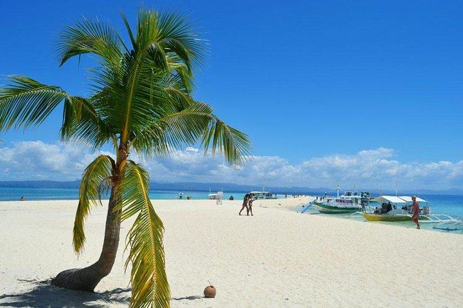 Kalanggaman Island Day Tour Package from Cebu City or Mactan, ,
