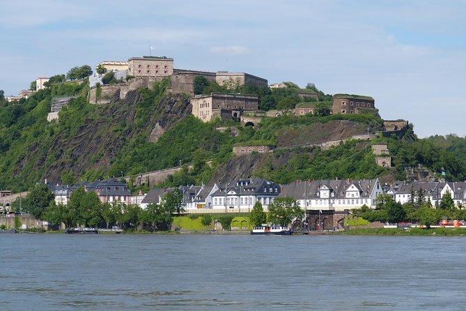 Koblenz Guided tour of the Ehrenbreitstein Fortress, Koblenz, Alemanha