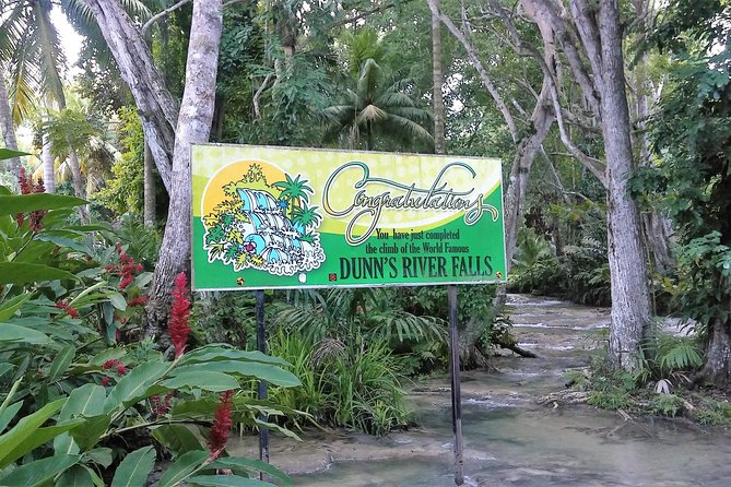 Blue Hole plus Secret Falls and Dunns River Falls Combo from Runaway Bay Hotels, Runaway Bay, JAMAICA