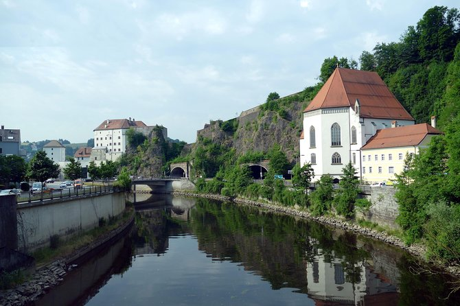 Passau - Inn River Stroll with picturesque city views, Passau, GERMANY