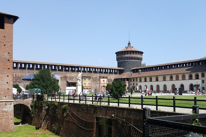 Sforza Castle and Museum Guided Tour, Milan, ITALY