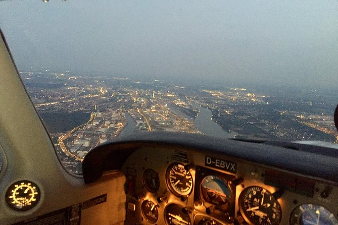 Sightseeing Tour of Bremen in a Private Plane, Bremen, GERMANY