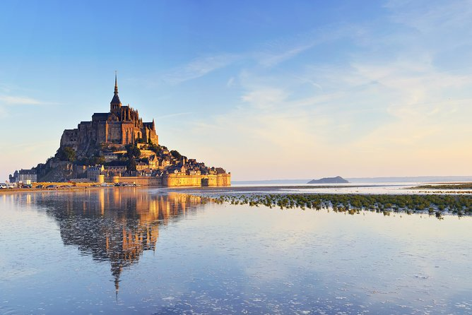Embark on a Mont Saint Michel day tour and take a trip with us to one of France's most iconic monuments!<br><br>The Mont Saint Michel is an island off the coast of Normandy, in the English Channel, and is one of the best Normandy tours you can choose. It is located about 1 kilometre from the shore and sits in a bay that sees some of the biggest tides in Europe. During this tour, you will also enjoy some free time for personal discovery.<br><br>Join our knowledgeable English speaking driver/guide to discover the history and the beauty of one of the first UNESCO World Heritage sites!