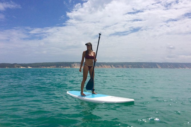 Stand Up Paddle 4WD Day Trip from Noosa Including Great Beach Drive Experience, Noosa y Sunshine Coast, AUSTRALIA