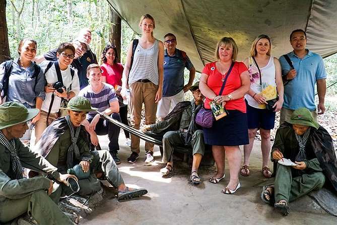 Túneles de Cu Chi: Visita guiada por la mañana o por la tarde (Ben Duoc opcional), Ho Chi Minh, VIETNAM