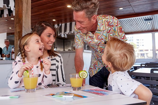 Please note: If your tour fails to go ahead, you will be automatically upgraded to a Hop on Hop off sightseeing cruises 1 Day pass (HOPO - Valued at $25 Adult) <br><br>See the Gold Coast from the water on a sightseeing boat tour from Surfers Paradise. Enjoy morning or afternoon tea while cruising along the meandering Nerang River, and admire the Gold Coast's skyscrapers and resort hotels as you tour the coastal waterways. From Surfers Paradise, you'll cruise to Broadwater past the Marina Mirage and magnificent Palazzo Versace. If you choose the morning option, enjoy cake with coffee and tea; the afternoon snack includes a cheese platter.