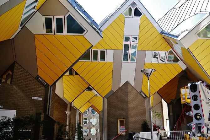 Visita privada a pie por Róterdam con entrada a la casa cubo., Rotterdam, HOLANDA