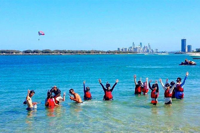Wave Break Island Kayaking, Bushwalking and Snorkelling Tour, Surfers Paradise, AUSTRALIA