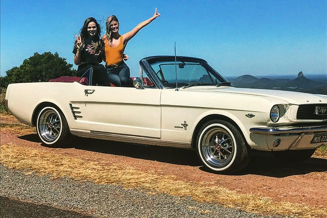 MÁS FOTOS, 1966 Ford Mustang Convertible Tours
