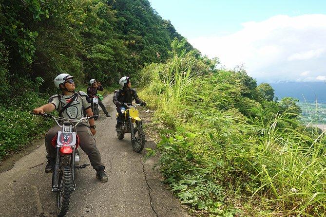 Hualien Banana Grove Motobiking, Hualien, TAIWAN