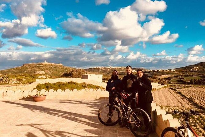 A beautiful half day e-bike tour around the island of Gozo. Tour includes a traditional lunch in a local bakery. Photos of your experience also included.