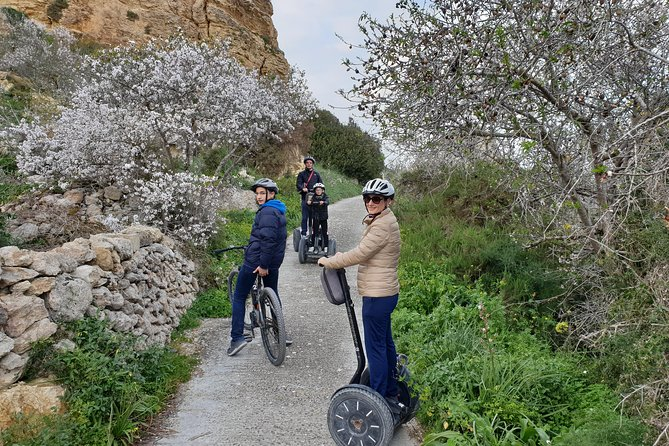 Gozo Sightseeing Segway Tour with Lunch, Mgarr, MALTA