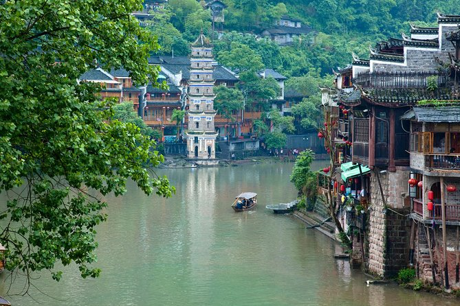 MÁS FOTOS, Zhangjiajie and Fenghuang 4 Days Private All-inclusive Tour with Private Car/Van