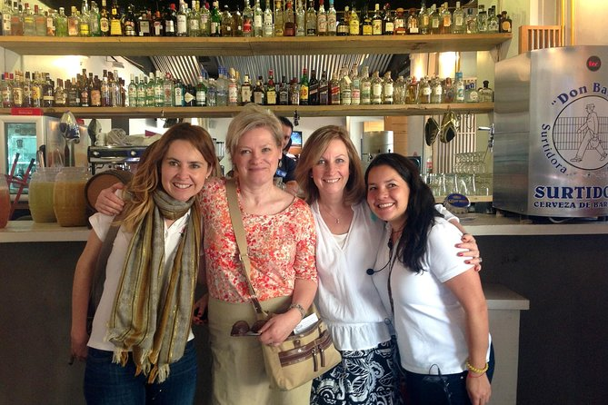 Polanco Food Tour in Mexico City (Private and Smalls Groups Only), Ciudad de Mexico, Mexico
