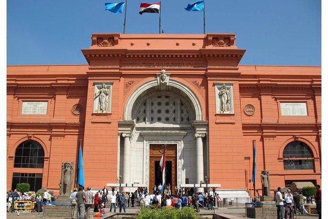 Excursión privada por el Nilo de 8 días 7 noches con visita a El Cairo, Luxor y Asuán, incluido tren con coche cama, El Cairo, EGIPTO