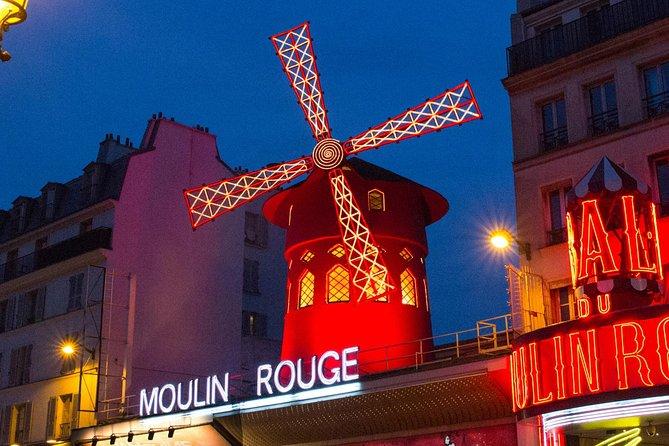 Show no Moulin Rouge com traslados, Paris, França