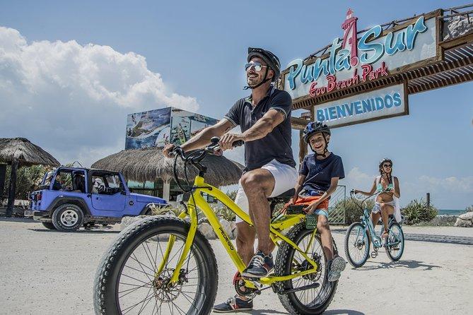 Evite filas no Punta Sur Ecom Beach Park, Cozumel, MÉXICO