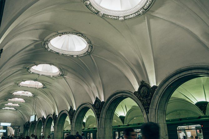 Private Moscow Metro Tour, Moscow, RUSSIA