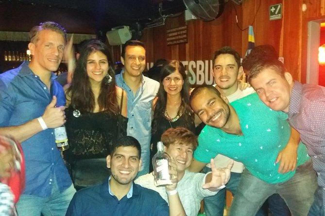 Recorrido por los pubs de Bogotá, Bogota, COLOMBIA