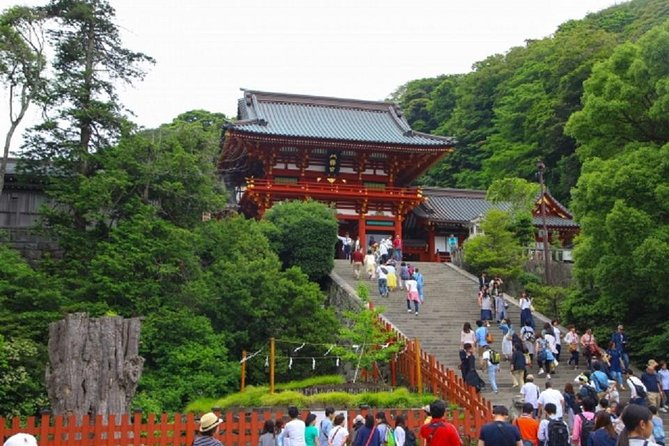 Kamakura Full-Day Private Tour, Kamakura, JAPAN
