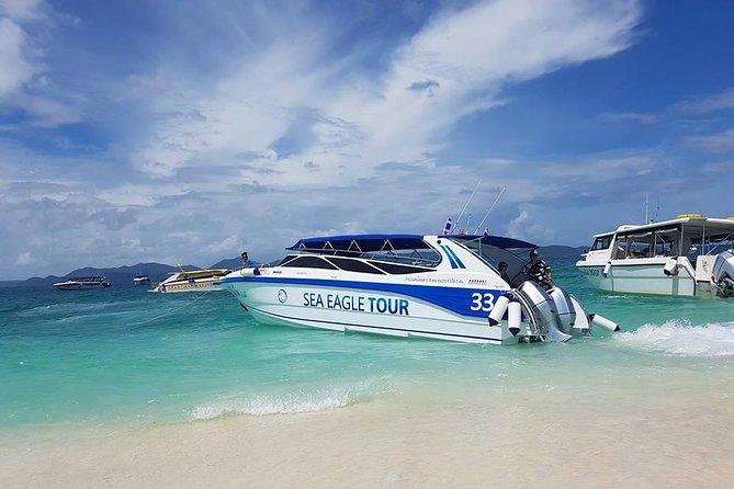 Excursión en lancha motora a la isla Phi Phi desde Krabi, Krabi, TAILANDIA