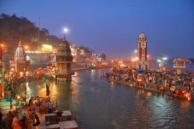 "Golden Triangle With Ganges River<br><br>The First choice for international travellers, relevantly called ""Golden Triangle"", consists three most beautiful and charming places of India - Delhi, Agra and Jaipur but in this ""Golden Triangle"" we add <br><br>( Ganges River ) Starting from Delhi, this tour will not take you some of the important landmarks and places of interest, But this is one of the best ways to taste the significance of rich River heritage and culture like never before.<br><br>Haridwar and Rishikesh are two most popular holy cities in Uttarakhand with number of temples,Ashram and also gateway to the four pilgrimages of Uttarakhand.<br><br>your holiday amusing and exhilarating but give you a chance to witness the true captivating art, culture and heritage of India!!!!!<br>"