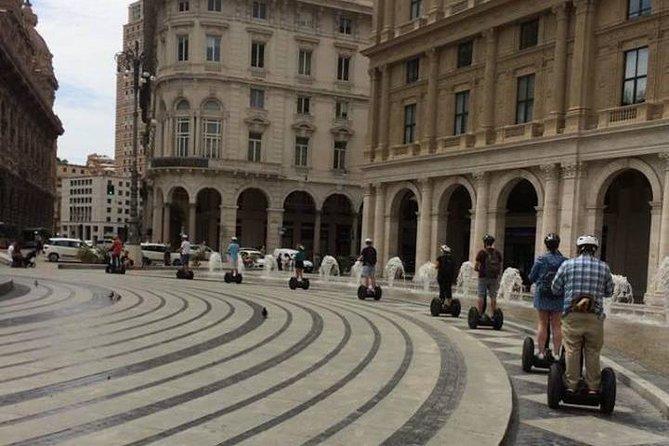 Segway Tour Via Del Campo, Genova, Itália