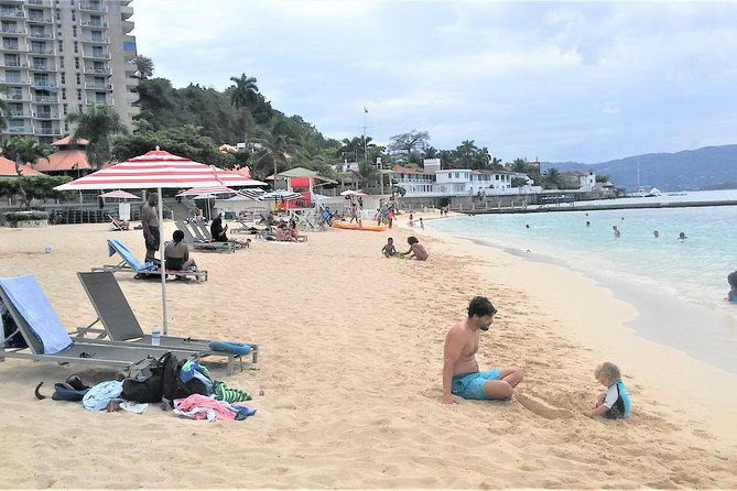 Day Trip: Doctor's Cave Beach, Margaritaville & Shopping from Montego Bay Hotels, Montego Bay, JAMAICA