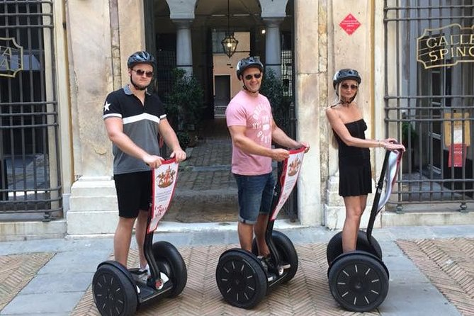 Segway Tour Caruggi, Genova, ITALY