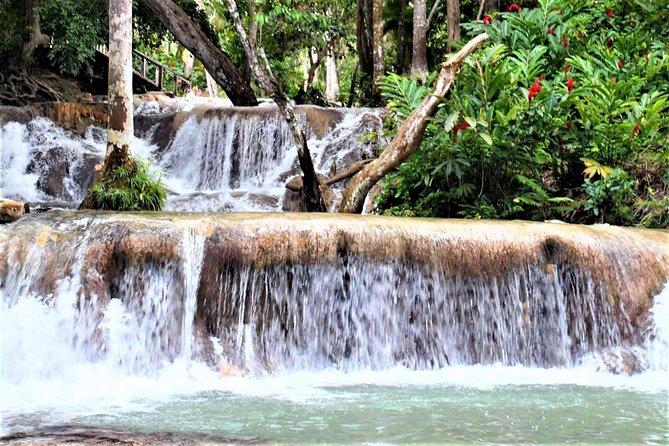 Dunn's River Falls and Ocho Rios Shopping Tour from Runaway Bay, Runaway Bay, JAMAICA