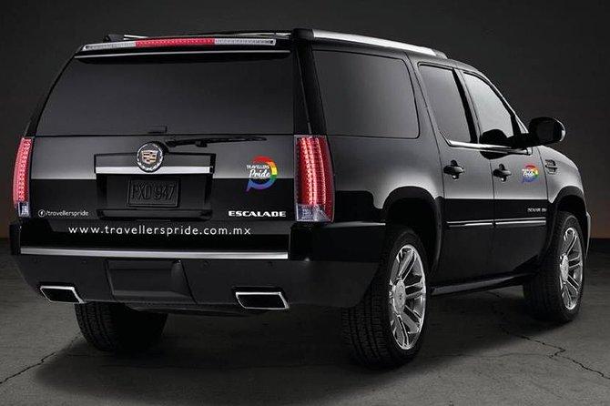 Luxury Private SUV Meet & Greet Round Trip San Jose del Cabo, Los Cabos, MEXICO